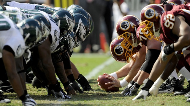 Eagles at Redskins